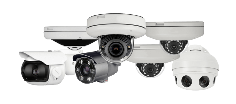 Camera security systems