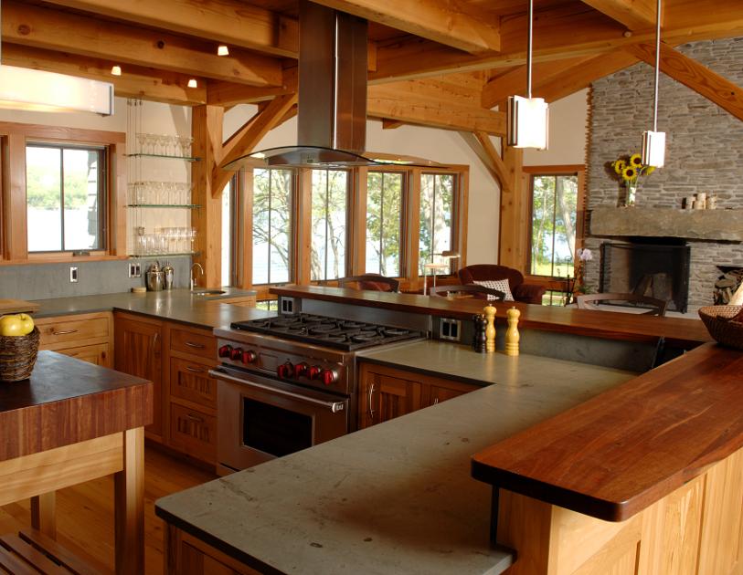 kitchen ledges
